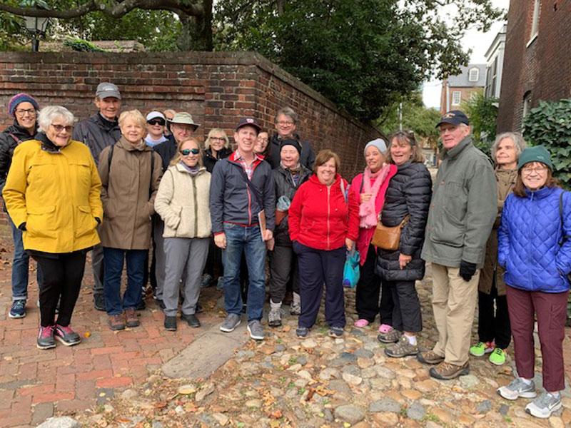 Old Town Tour for Seniors