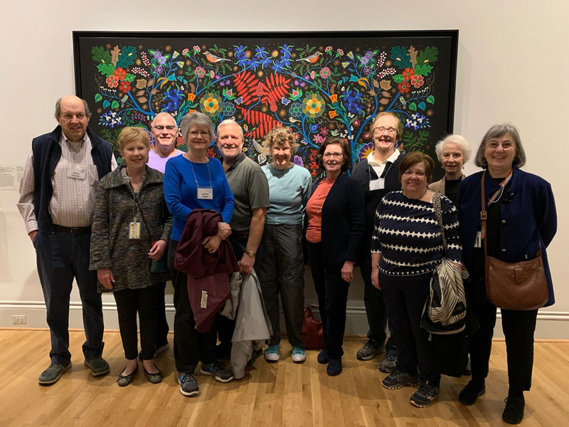 Encore Learning for Over 50 Museum Tour
