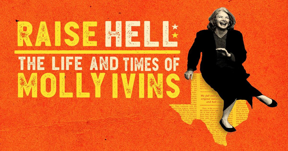 Molly Ivins Event